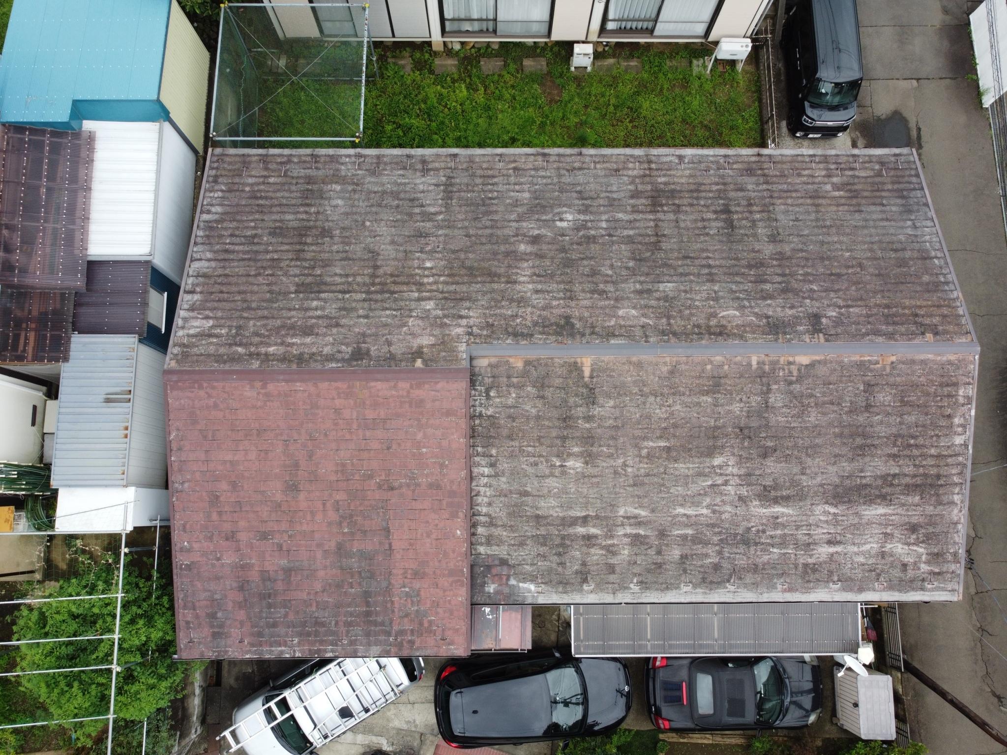 仙台市太白区で屋根の現場調査を無料で行いました。