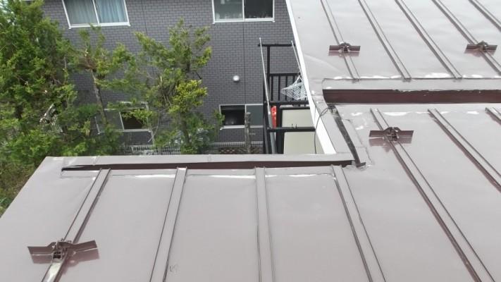 屋根すがり部の写真