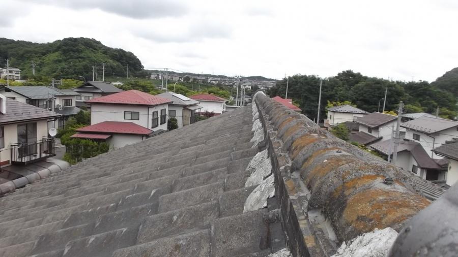 仙台市泉区地震対策のため瓦屋根葺き替えを検討。調査して来ました。