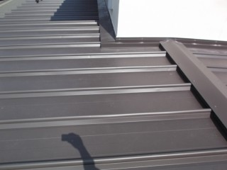 屋根カバーの写真