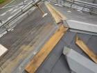屋根解体写真