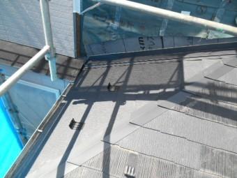 カラーベスト屋根写真