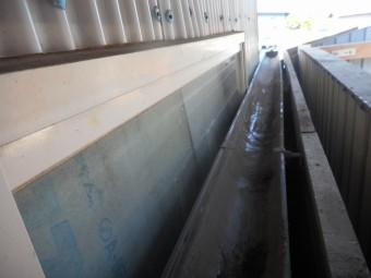 雨樋の写真