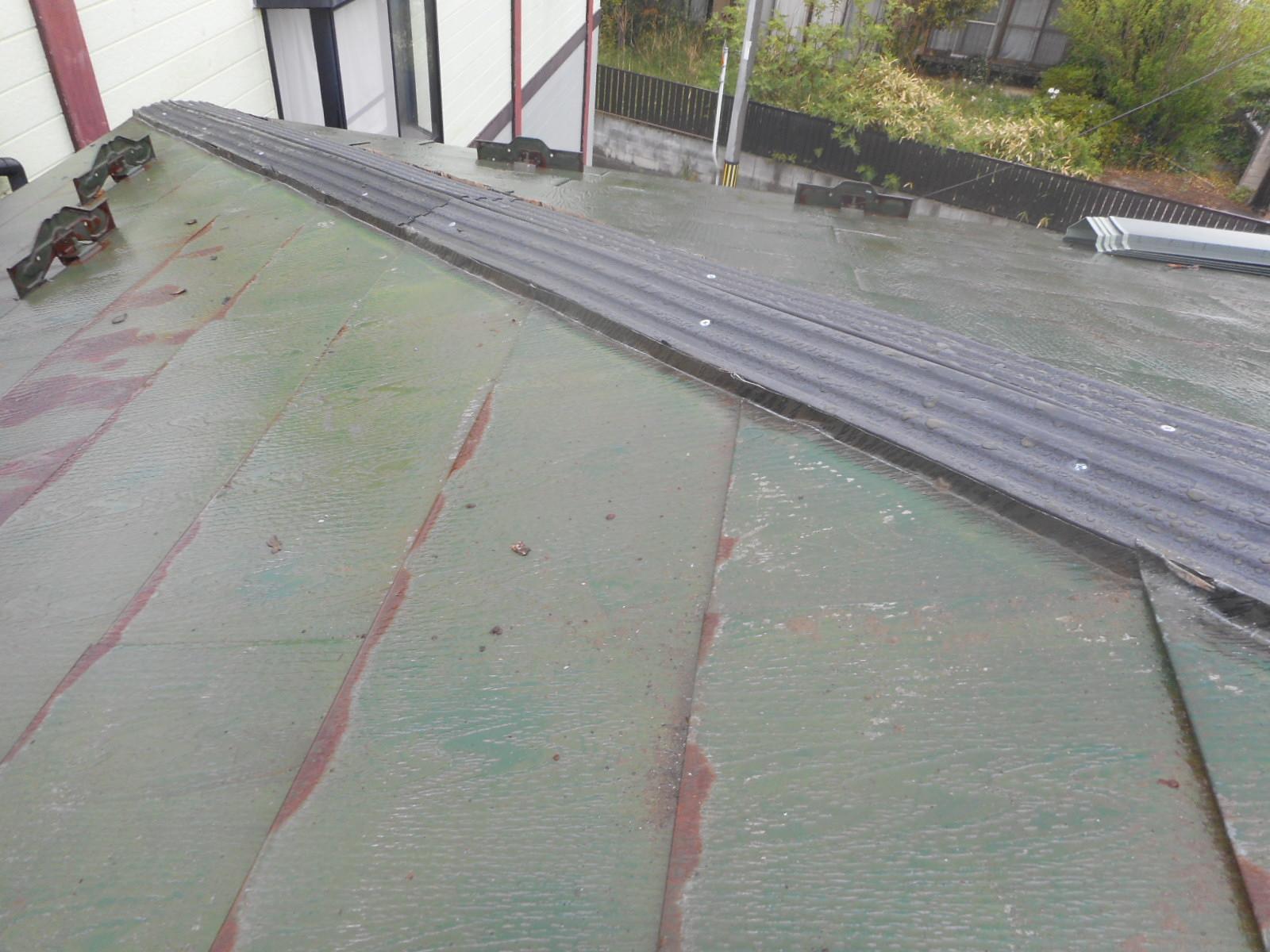 屋根の写真