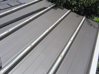 屋根カバー工事の写真