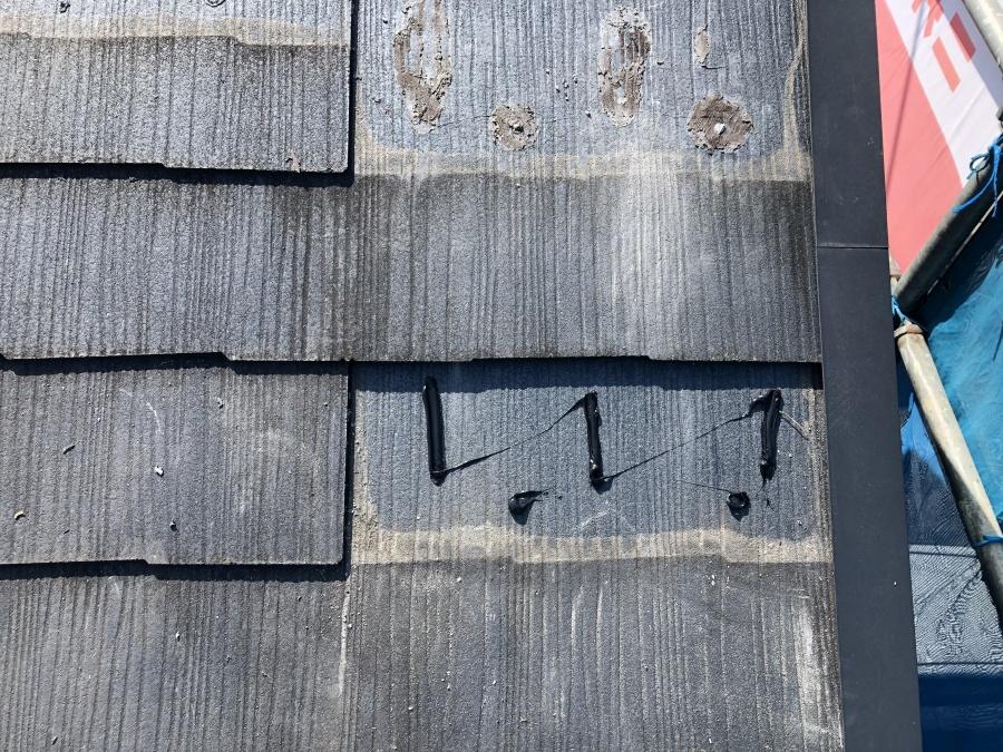 屋根補修写真