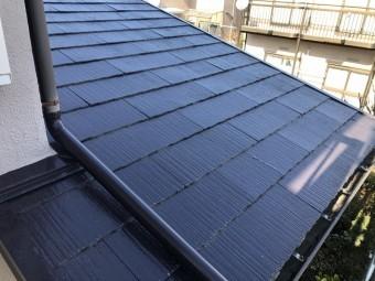 コロニアル屋根の写真
