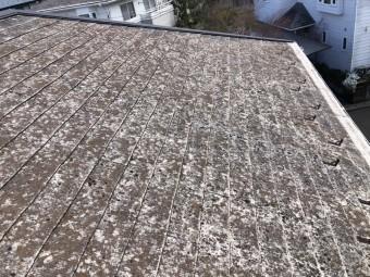 古びた屋根