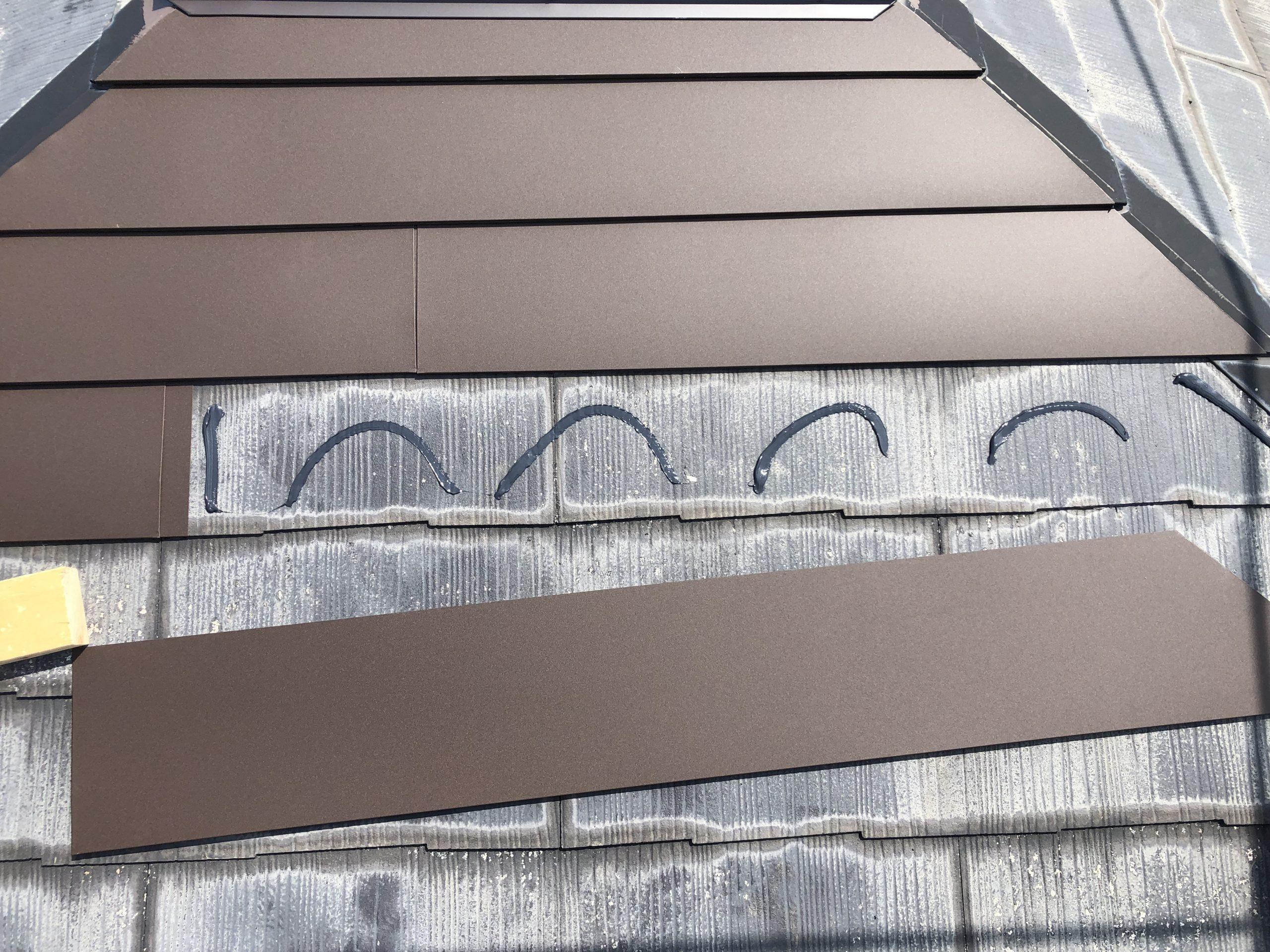 シーガード屋根材