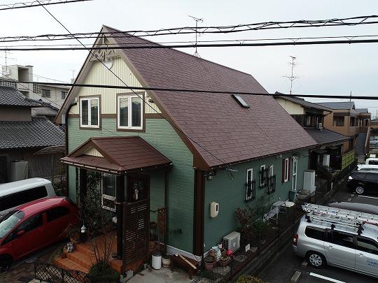 綺麗な家の写真