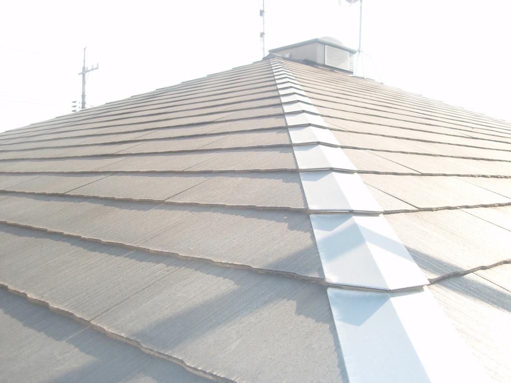 H様屋根葺き替え工事施工前